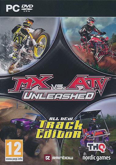 MX vs ATV Unleashed PC