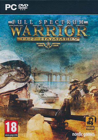 Full Spectrum Warriors 10 Hammer PC