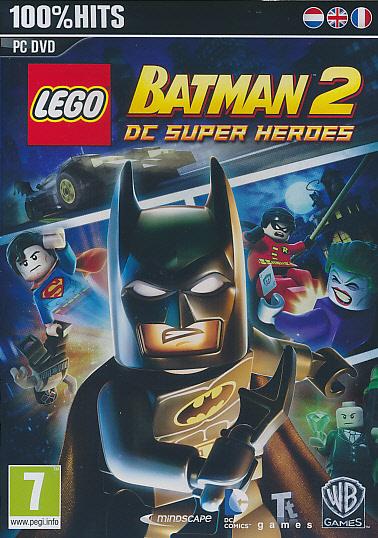 Lego Batman 2 DC Superheroes PC