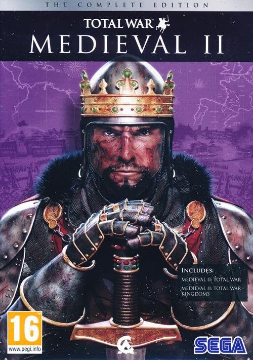 Medieval 2 Total War Complete Ed.PC