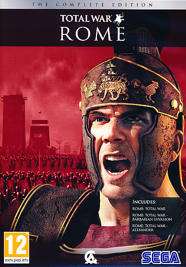 Rome Total War Complete Ed. PC