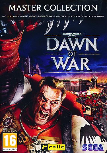 Warhammer 40K DOW Master Coll. PC
