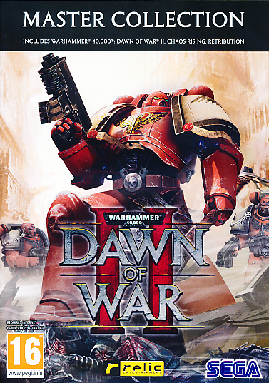 "Packshot for ""Warhammer 40K DOW 2 Master Coll. PC"""