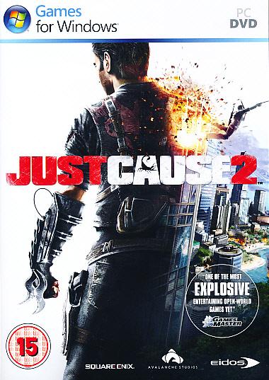 Just Cause 2 BBFC PC