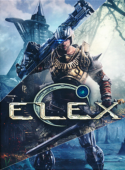 "Packshot for ""Elex PC"""