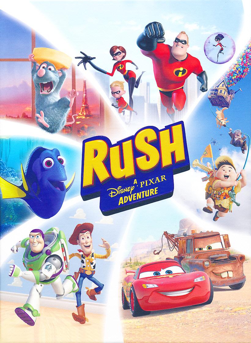 Rush Disney Pixar Adv. PC