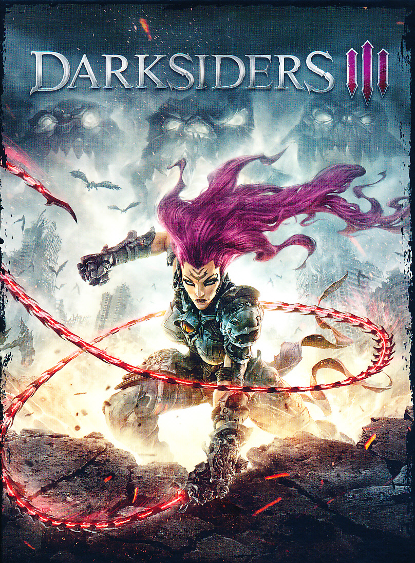 "Packshot for ""Darksiders 3 PC"""