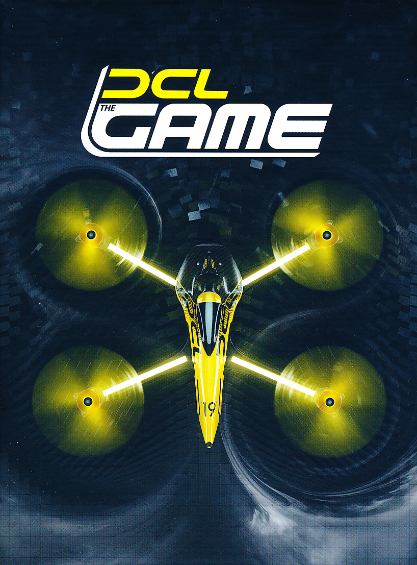 "Packshot for ""DCL Drone Championship League PC"""