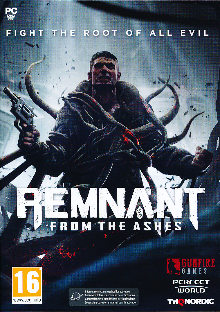 """Packshot for """"Remnant From the Ashes PC"""""""