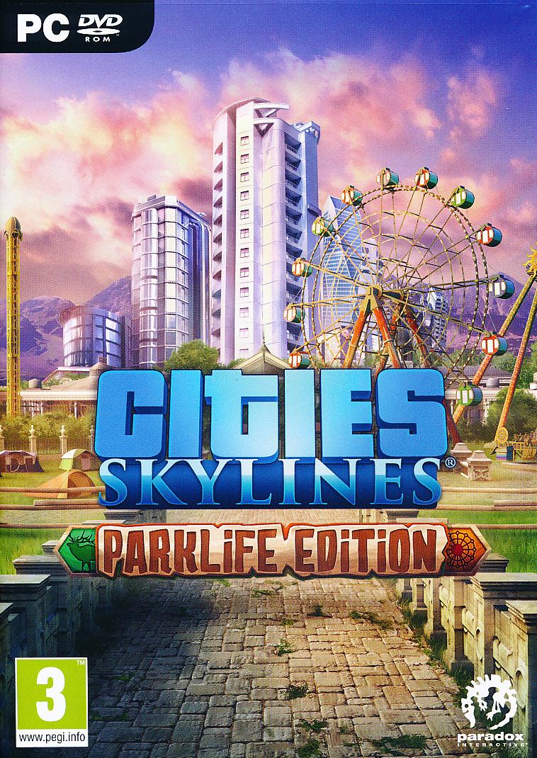 Cities Skylines Parklife Ed. PC