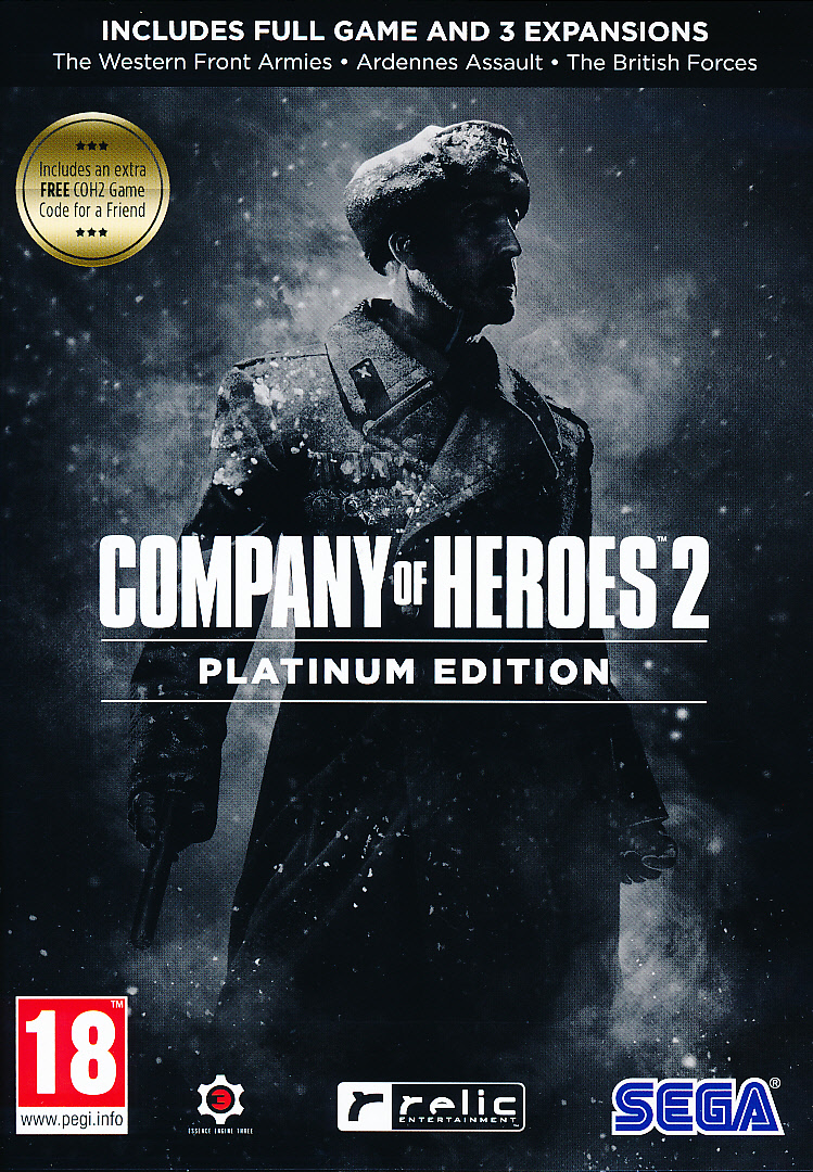 Company of Heroes 2 Platinum Ed. PC