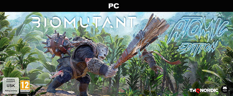 Biomutant Atomic Edition PC