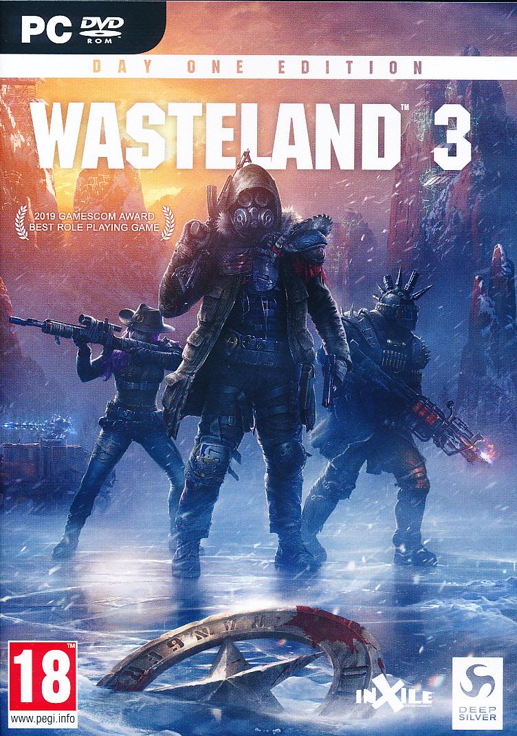 Wasteland 3 Day One Ed. PC