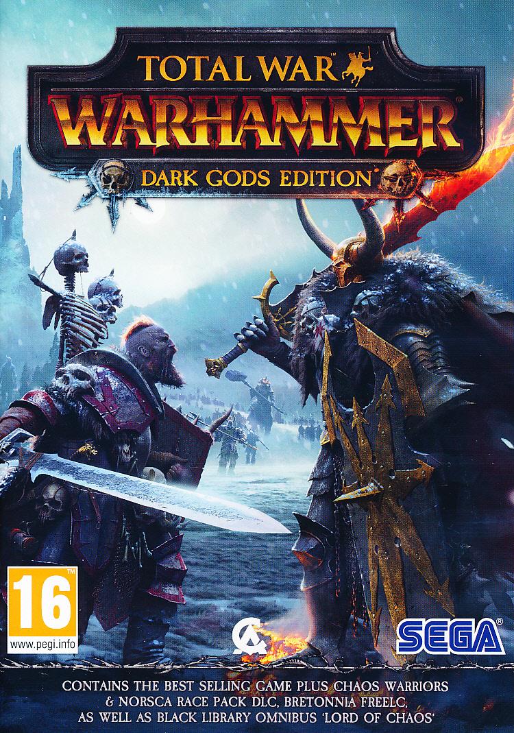Total War Warhammer Dark Gods Ed PC