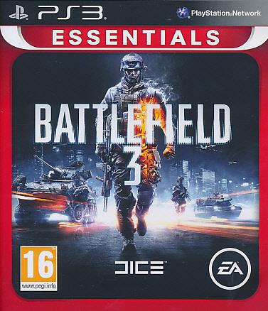 Battlefield 3 Essentials PS3