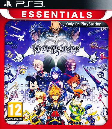 Kingdom Hearts 2.5 Remix Ess. PS3