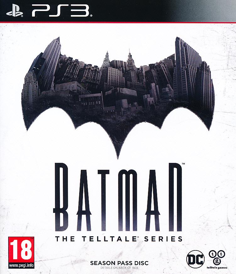 Batman Telltale Series PS3