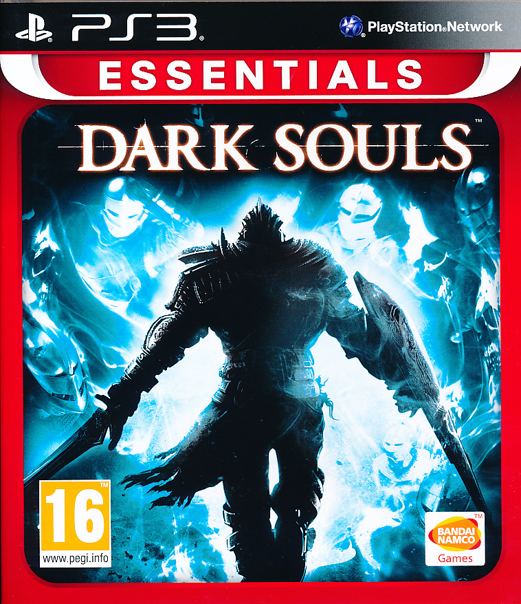 "Packshot for ""Dark Souls Essentials PS3"""