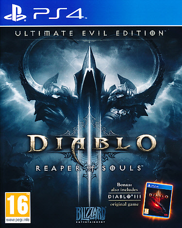 Diablo 3 Ultimate Evil Ed. PS4 (laos)