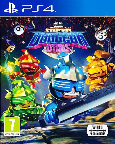 Super Dungeon Bros PS4