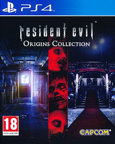 Resident Evil Origins CollectionPS4