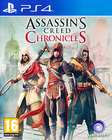 Assassins Creed Chronicles NORD PS4