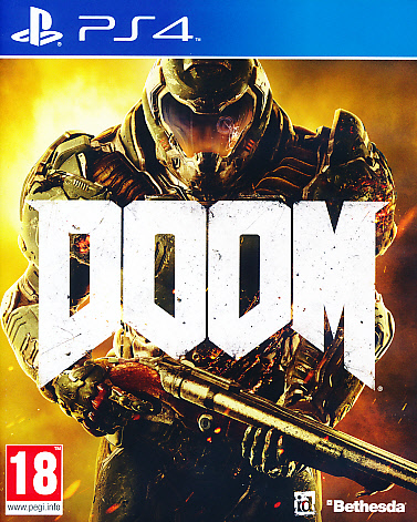 Doom PS4 (laos)