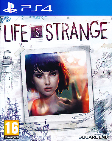 "Packshot for ""Life is Strange PS4"""