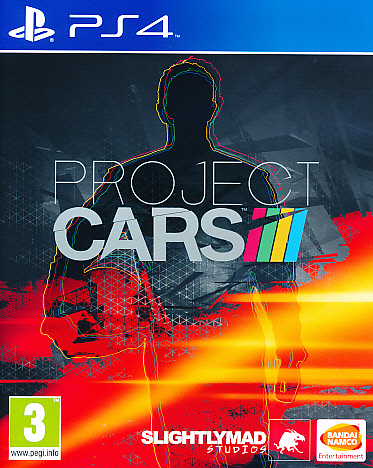 Project Cars PS4 (laos)