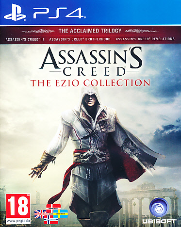 Assassins Creed Ezio Coll. PS4