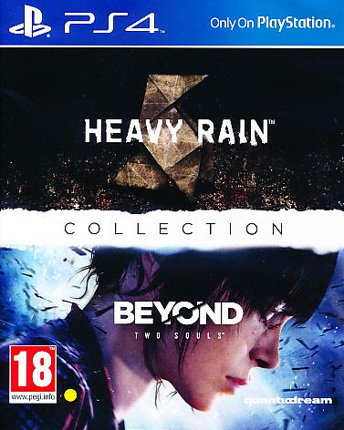Heavy Rain & Beyond 2 Souls PS4