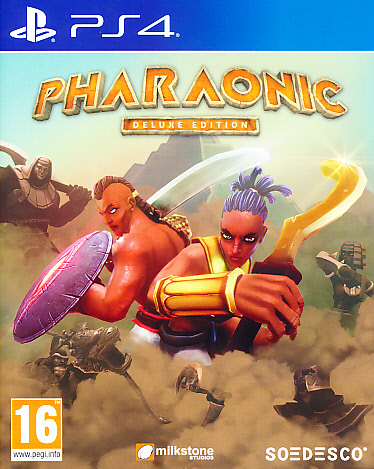 Pharaonic Deluxe Ed. PS4
