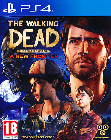 The Walking Dead S3 New FrontierPS4