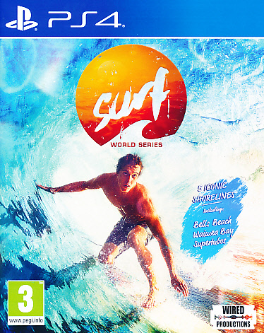 "Packshot for ""Surf World Series PS4"""
