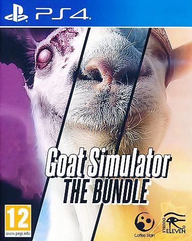 Goat Simulator Bundle PS4