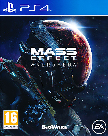 Mass Effect Andromeda NORD PS4 (laos)