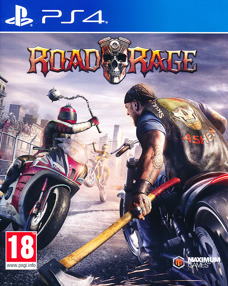 Road Rage PS4