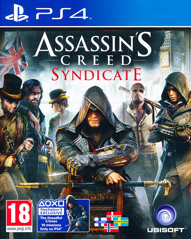 Assassins Creed Syndicate NORD PS4
