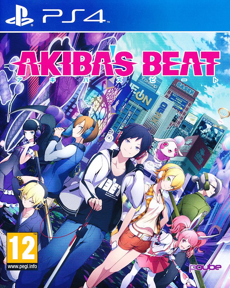 Akibas Beat PS4