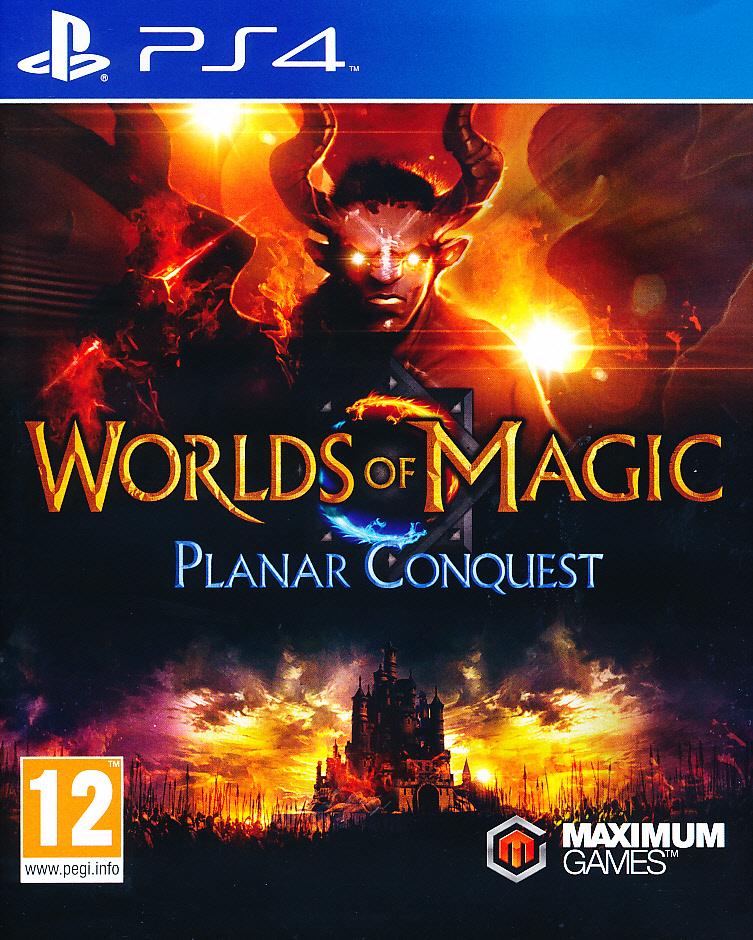World of Magic Planar Conquest PS4