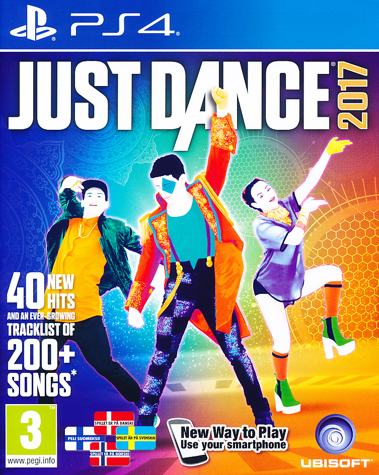 Just Dance 2017 NORD PS4
