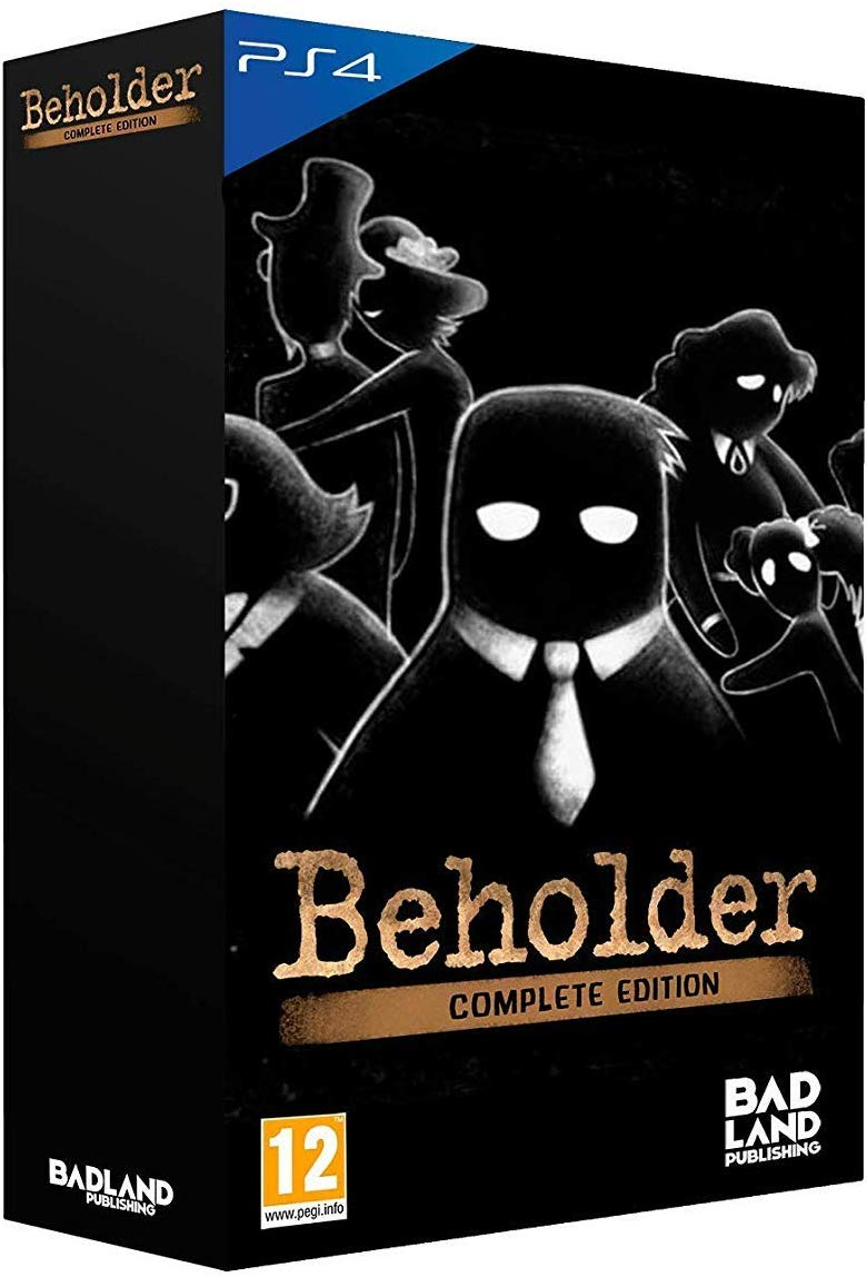 Beholder CE Collectors Ed. PS4
