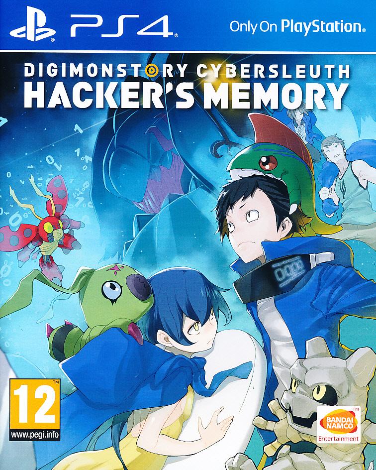 Digimon Hackers Memory PS4