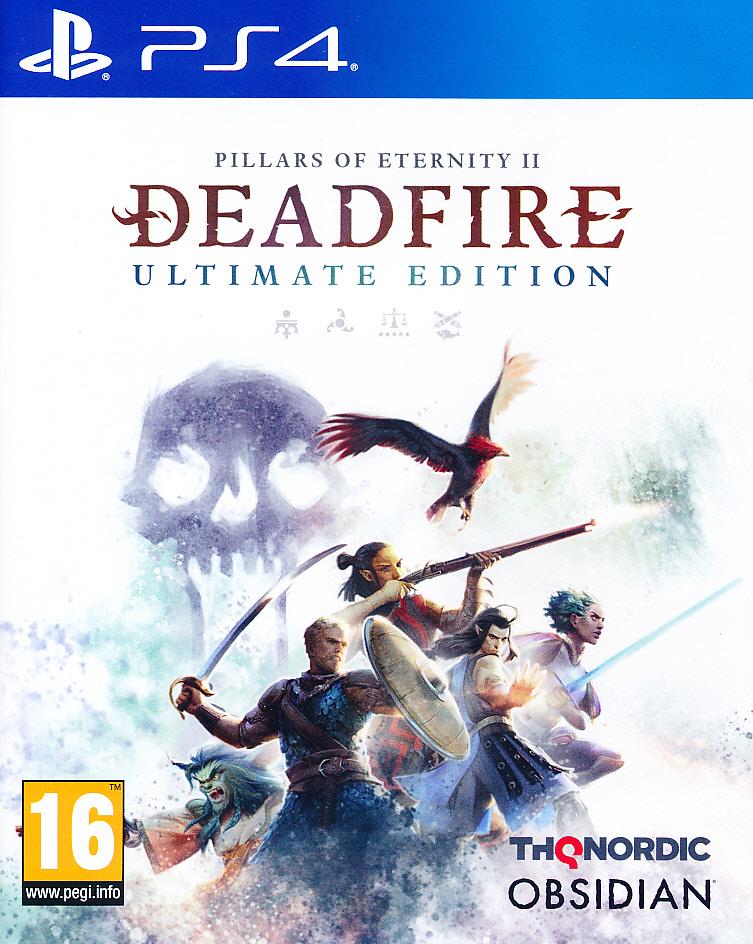 Pillars of Eternity 2 Deadfire PS4