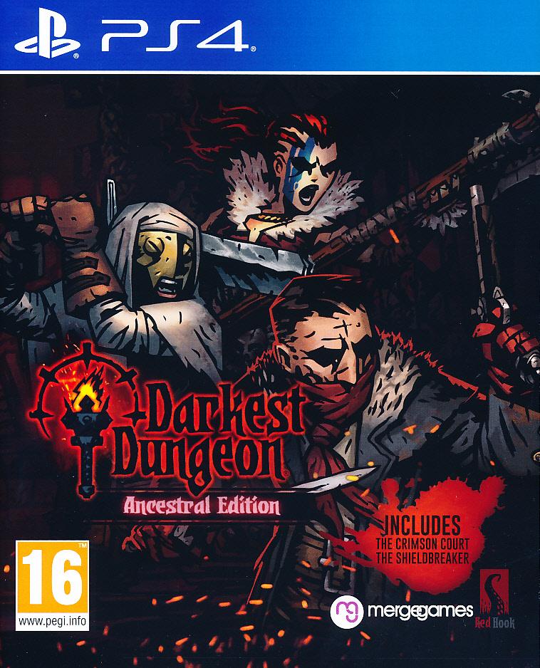 Darkest Dungeon Ancestral Ed. PS4