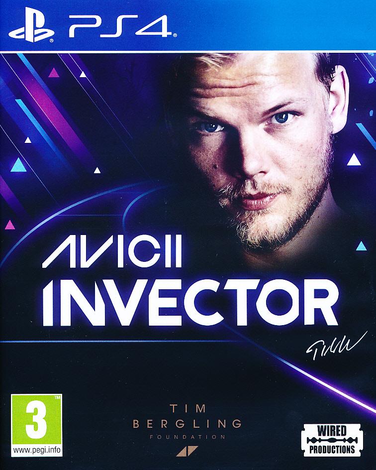 AVICII Invector PS4