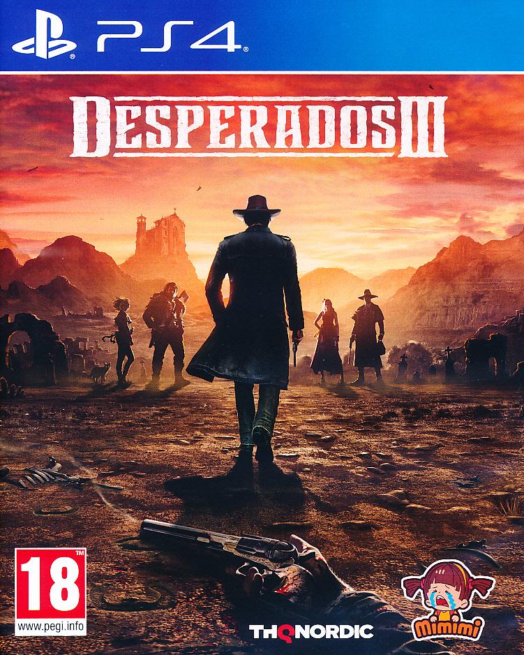 Desperados 3 PS4