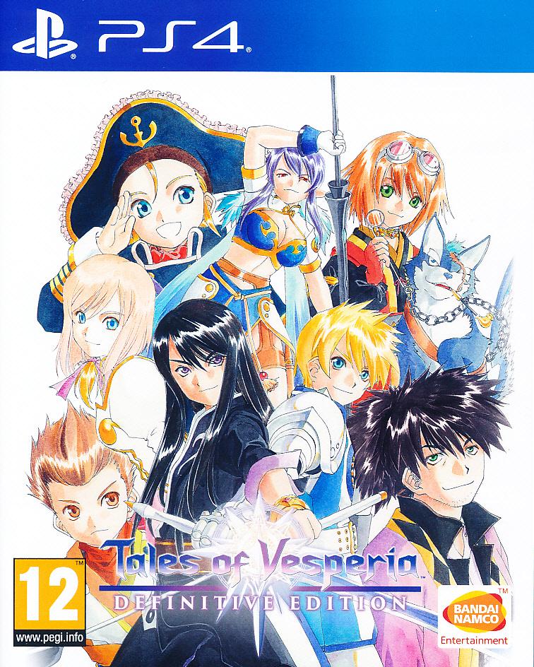 Tales of Vesperia Def. Ed. PS4