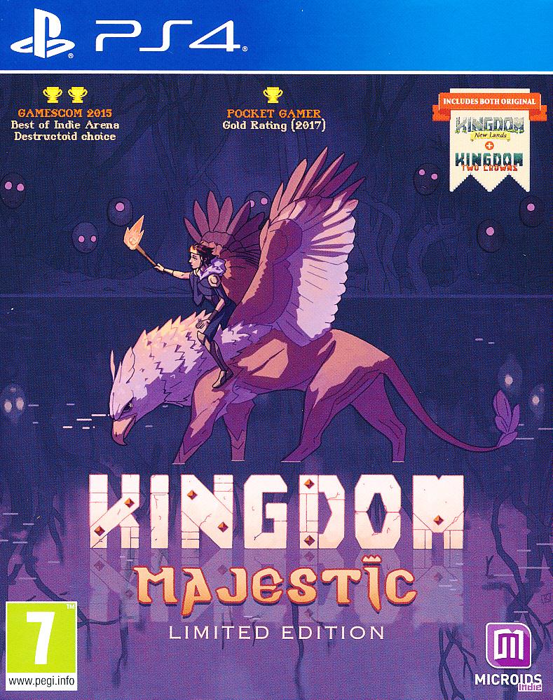 Kingdom Majestic PS4 (laos)