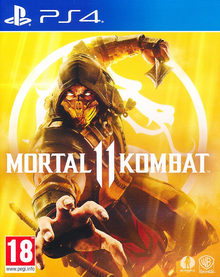 Mortal Kombat 11 PS4 (laos)